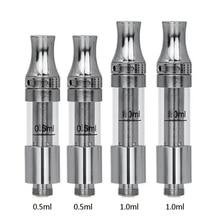 200pcs lot A9 Tank Ceramic Coils Cartridges 0 5ml 1ml Pyrex Glass Atomizer 510 Thick Oil.jpg 220x220 - Vapes, mods and electronic cigaretes