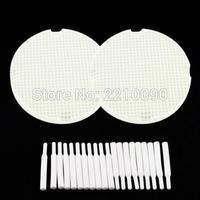 Boa 2 PCS Dental Lab Honeycomb Firing Bandejas Com 40 Pinos de Zircônia