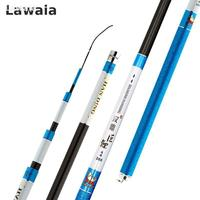 Lawaia Fishing Rod Bold Carbon At Croix Fishing Rods 10 Meters Lengthened Pole Black Pit Rod Holders For Fishing 3.6 8.1m