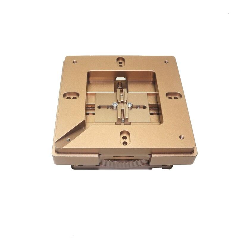 Универсальный BGA Reball станции шаблона Держатель джиг для 80/90 мм трафарет, с автоматической настройки и магнит