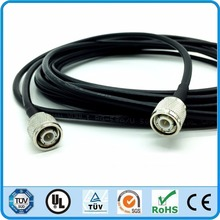 GPS Glonass Beidou RTK GNSS Antenna Cable, TNC Male to TNC Male Connector Cable for Trimble Leica Topcon, CORS RTK GNSS Antenna