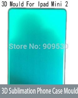 3D Sublimation Phone Cover Case Mould For IPAD mini 2  цены