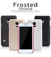 Original Nilkin Super Frosted Shield Hard Back PC Cover Case For Samsung Galaxy S5 Mini G800