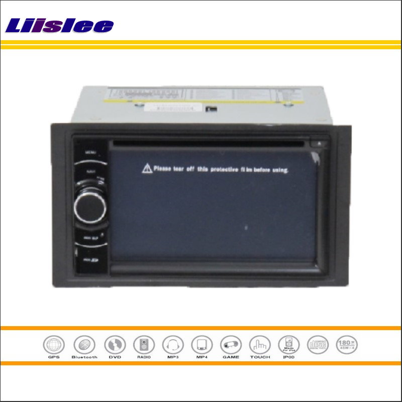 Liislee For Honda Pilot 2003~2008 Car Radio CD DVD Player GPS NAVI Navigation Audio Video Stereo HD Screen Android S160 System