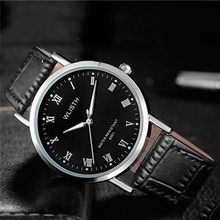 Men Business Quartz Watch Mens Watches Top Brand Luxury Watch Leather Men Dress WristWatch Sports Watch Waterproof Mens