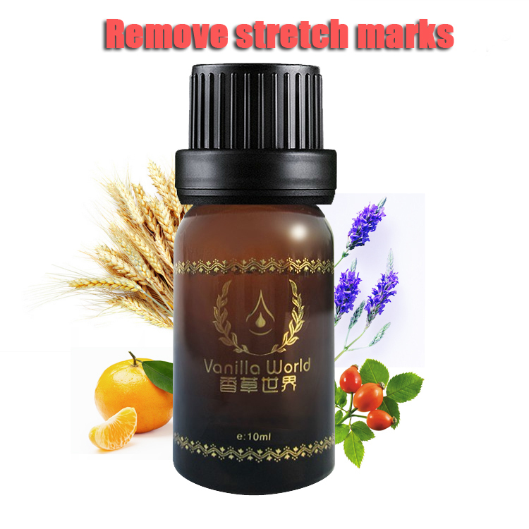 Powerful to Stretch Marks Essential Oils Skin Treatment Care Cream For Obesity Postpartum Repair