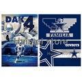 3x5ft цифровые печатные № 4 полиэстер cowboys игрока логотип Dallas Cowboys Flags