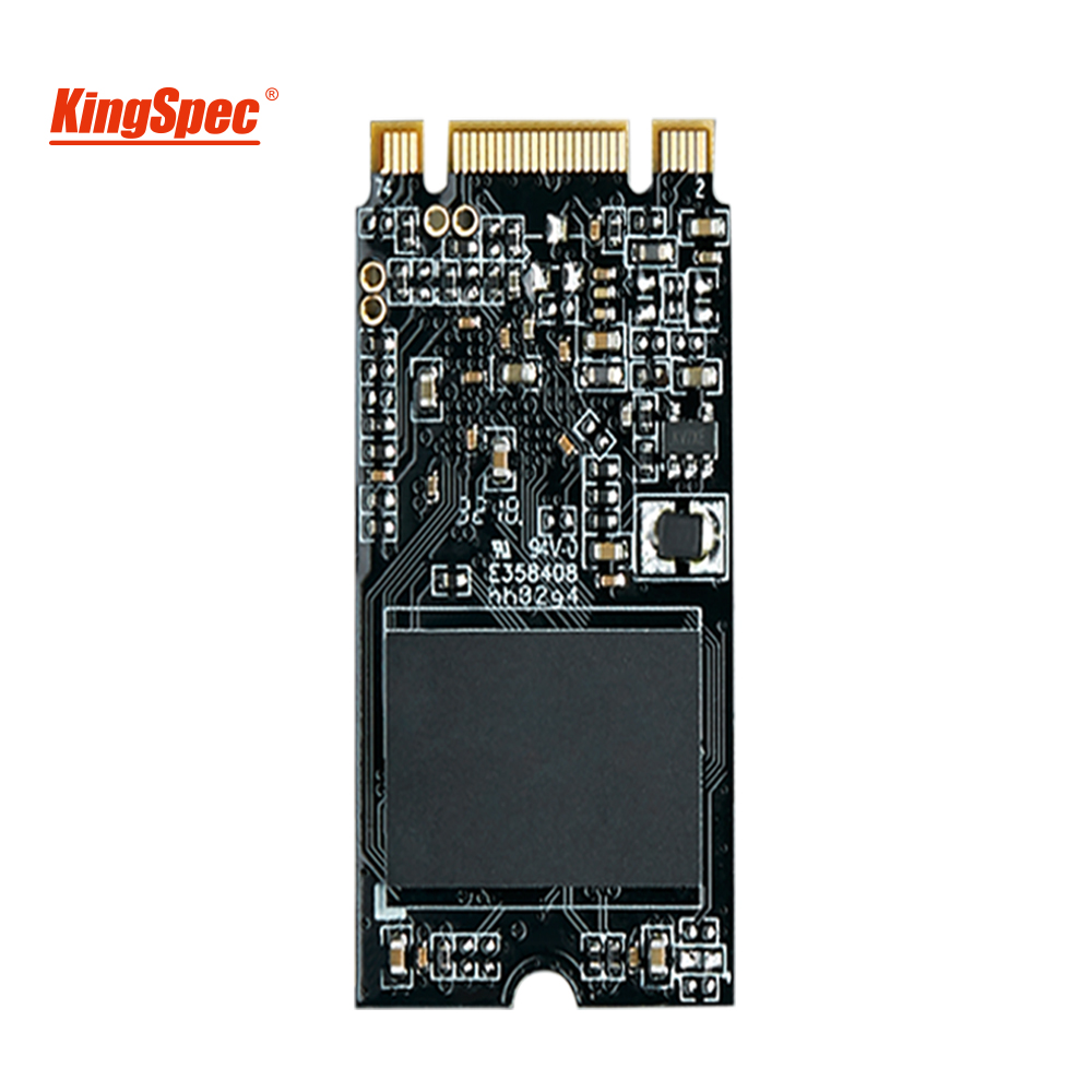 KingSpec 256GB NGFF M.2 SSD Module 22*42 Internal Solid State Drive For Notebook M.2 SATA III 6Gb/s Internal Hard Disk