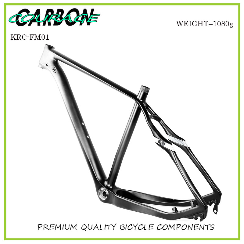 2017 bicycle 29er carbon frame Chinese MTB carbon frame 29er 27.5 carbon mountain bike frame  disc carbon fiber frame 29