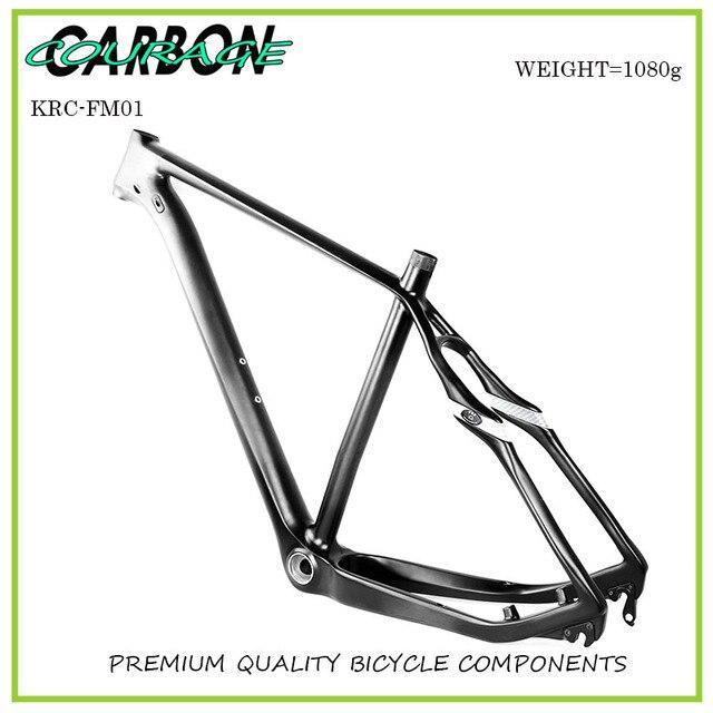 2017 de la bicicleta cuadro de carbono 29er marco DEL carbón MTB ...