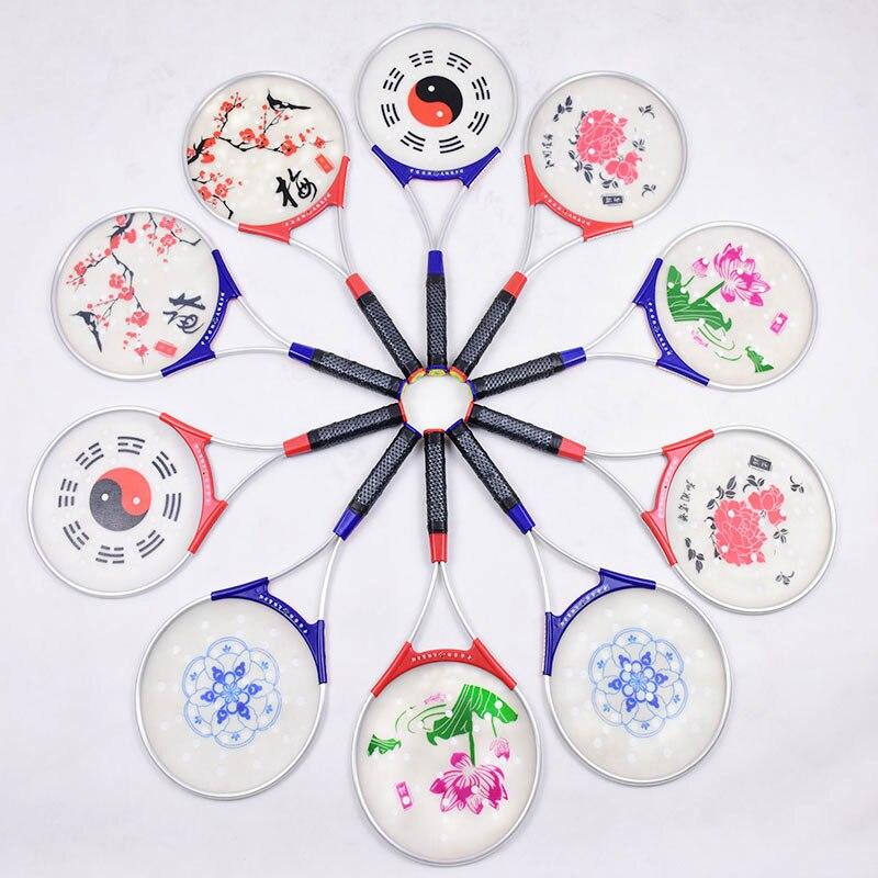 1 компл./2 ракетки 4 мяча сумка Taichi набор ракетки для китайского кунг-фу китайский ушу боевые искусства Taiji Rouli мяч спортивные