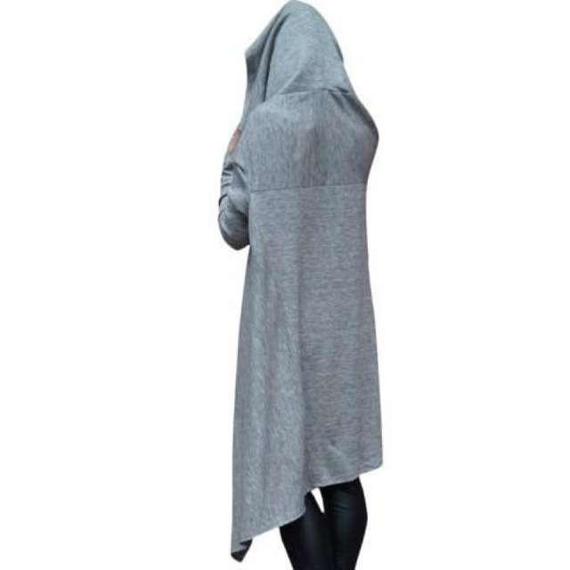 Fashion Letter Printing Harajuku Hooded Sweatshirt
