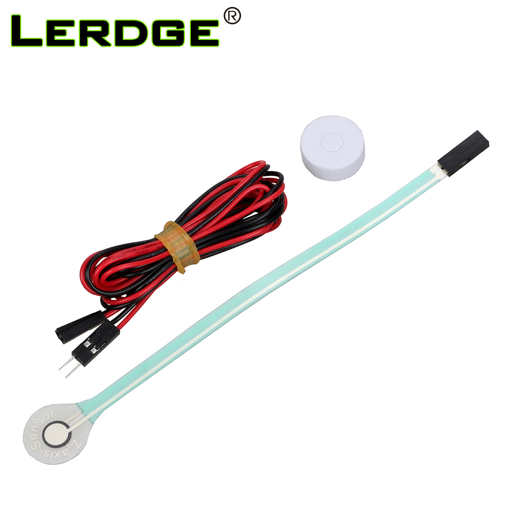 LERDGE 3D Printer Auto Leveling Sensor With Auto Leveling Feature 3D Touch Module Film Pressure Probe Type For E3DV6 MK8 Nozzles