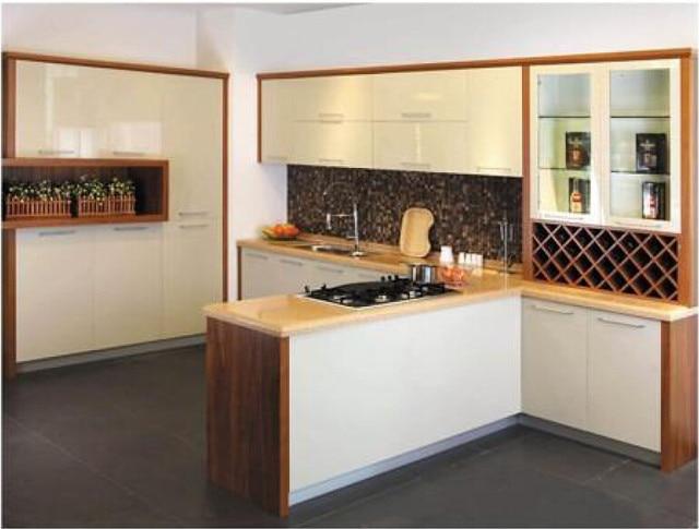 Bonito Diseño De Mueble De Cocina Friso - Ideas Del Gabinete de ...
