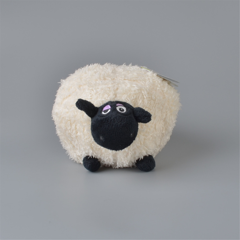 25cm Shirley Sheep Stuffed Plush Toy, Baby Kids Doll Gift Free Shipping stuffed animal 44 cm plush standing cow toy simulation dairy cattle doll great gift w501