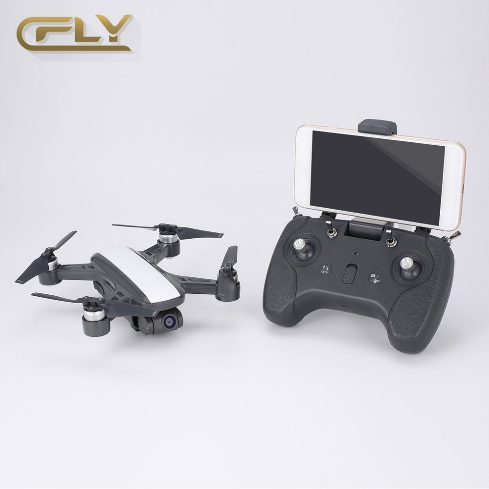 C-FLY Мечта 5 г высота Удержание Дрон GPS оптического потока позиционирования Follow Me RC Quadcopter с 720P HD Камера один ключ возврата здравствуйте