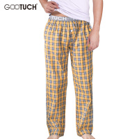 Hot Sale Men S Sleep Bottoms Pajama Pants Men Underwear Trousers Plaid Mens Lounge Pants Pantalon