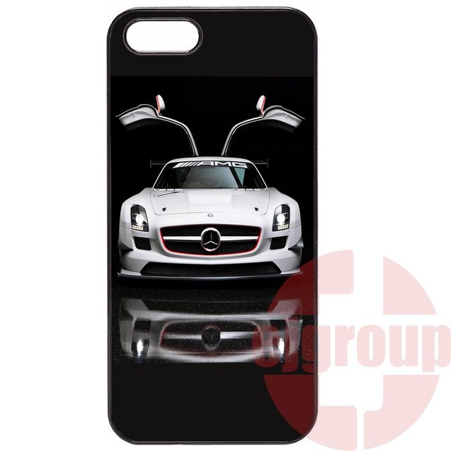 innovative design 4969c d1d75 US $2.99 |Cover Cases Mercedes Benz SLS AMG Cars Vehicles For Apple iPhone  4 4S 5 5C SE 6 6S 7 7S Plus 4.7 5.5 iPod Touch 4 5 6 on Aliexpress.com | ...