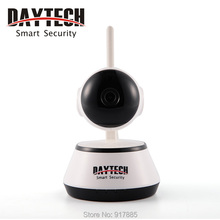 Daytech WiFi IP Camera 720P Home Security Camera Surveillance Camera Wi-Fi Baby Monitor Night Vision IR Two Way Audio DT-C8815