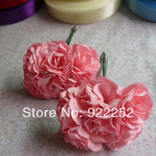 3cmartificial paper cheap small flower bouquetdiy craft 3cmartificial paper cheap small flower bouquetdiy craft accessories decoration for wedding hair garlandgift boxscrapbooking in artificial dried mightylinksfo