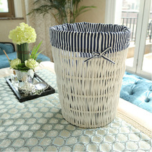 laundry basket large rattan and wicker baskets storage dobr vel cesto de roupa suja for clothes dirty