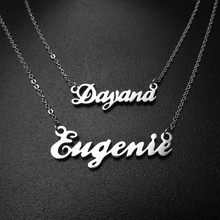 US $4.19 10% OFF|Any Personalized Name Necklace pendant Alison font fascinating pendant custom name necklace Personalized necklace-in Pendant Necklaces from Jewelry & Accessories on Aliexpress.com | Alibaba Group