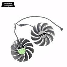 88MM PLD09210S12HH T129215SU 4Pin Cooler Fan For Gigabyte GeForce GTX1060 GTX1070 GTX1050 GTX960 RX570 RX580 RX470 Graphics Card gigabyte geforce gtx1050 gv n1050oc 2gd