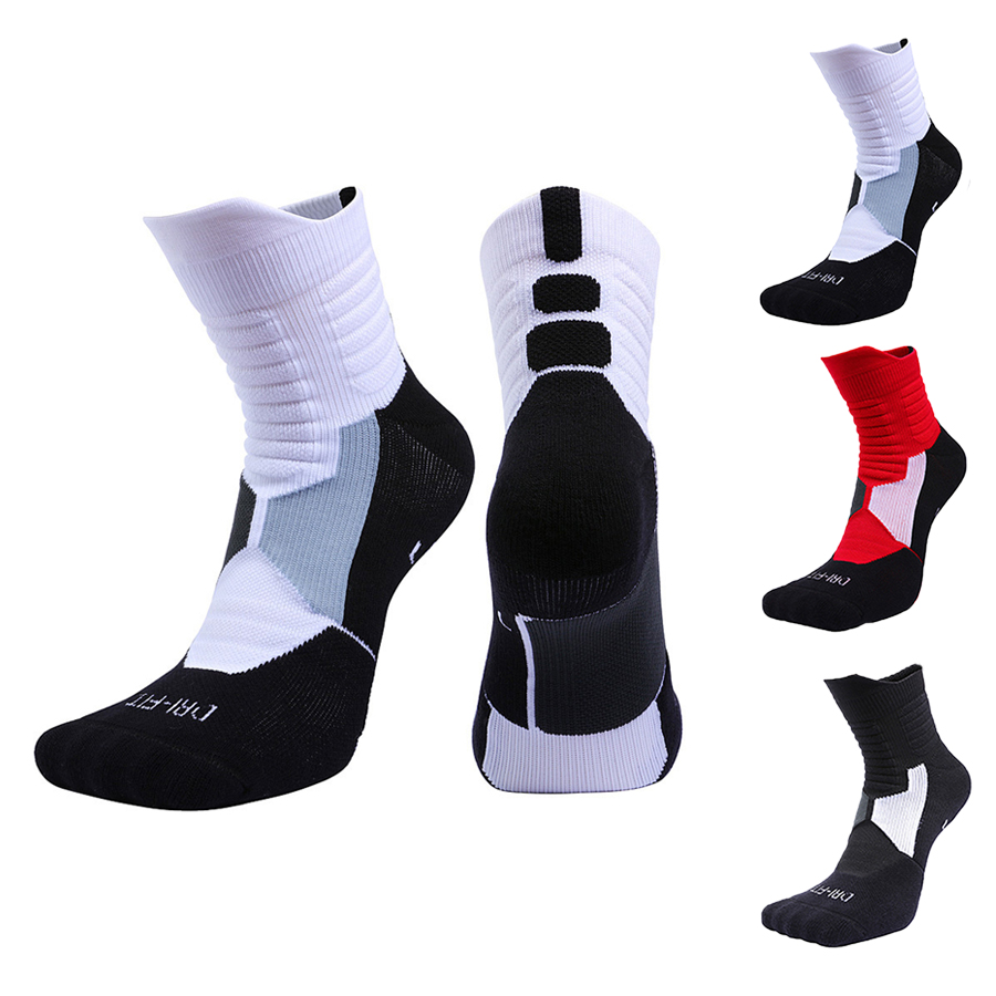 Professional Sports Socks Outdoor Fitness Cycling Basketball Soccer Football Running Hiking Unisex Deodorant Compression Socks