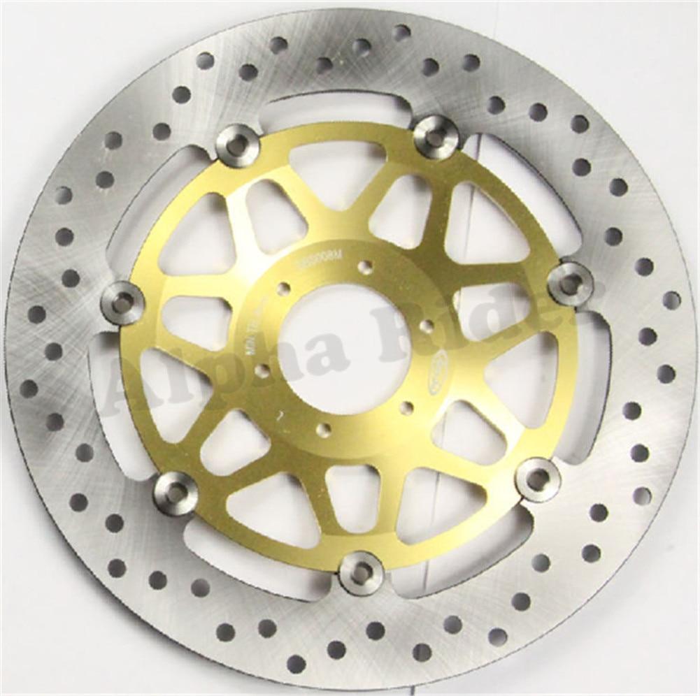 1x Stainless Steel Front Brake Rotors Disc Right Braking Disk for Honda RS125GP 1991-2005 CBR250R 1997-Later CBR400F2 1985-1987 коллектив авторов журнал логос 1991–2005 избранное том 1