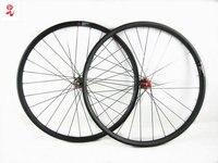 IPLAY 30mm carbon mtb wheelset 29er carbon mountain bike wheels 142*12mm thru axle hubs FSS IP HR930C