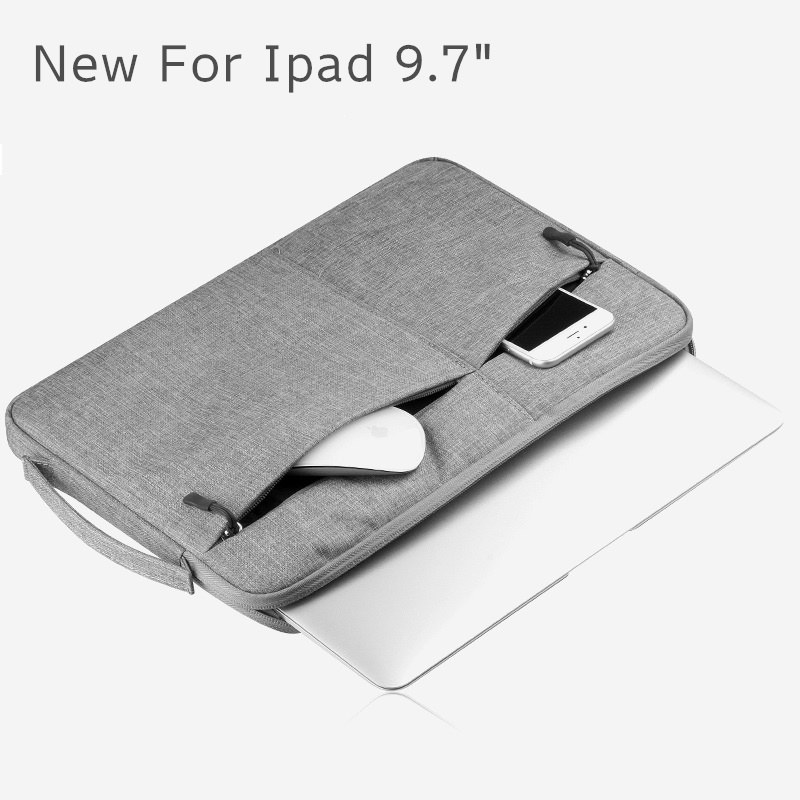 2018 Newest Brand Nylon Handbag Sleeve Case For ipad 2/3/4, Bag For ipad Air 9.7