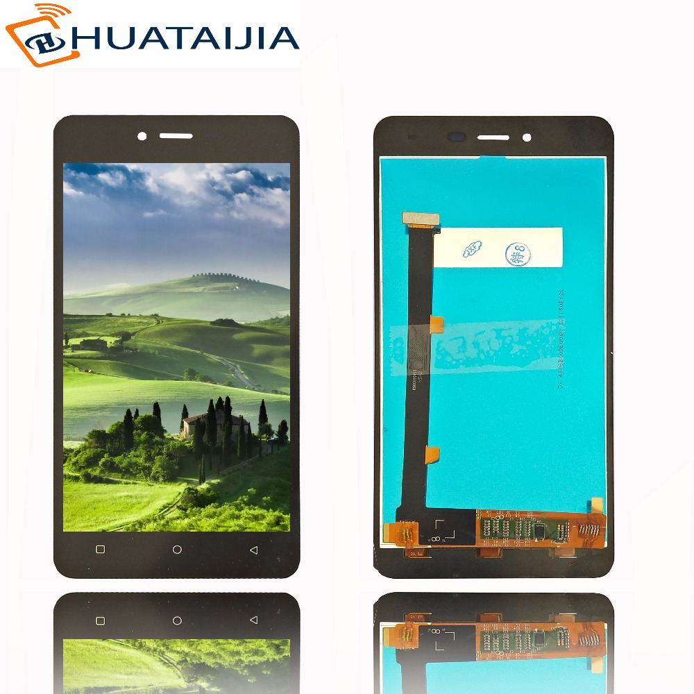 5 720x1280 HD LCD Display Matrix + Touch screen For Highscreen Prime L digitizer panel sensor lens glass Assembly цена