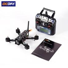 1set OCDAY 210 Carbon Fiber FPV Racing Drone Quadcopter with Camera Image Sensor Flysky Fs i6