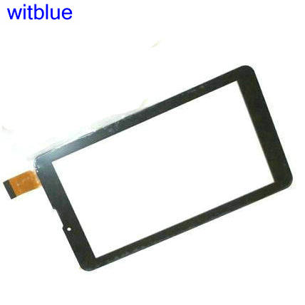 Free Film + New touch screen digitizer panel Sensor Glass ZJ 70053E Replacement For 7 Explay Hit 3G TESLA NEON 7.0 Tablet