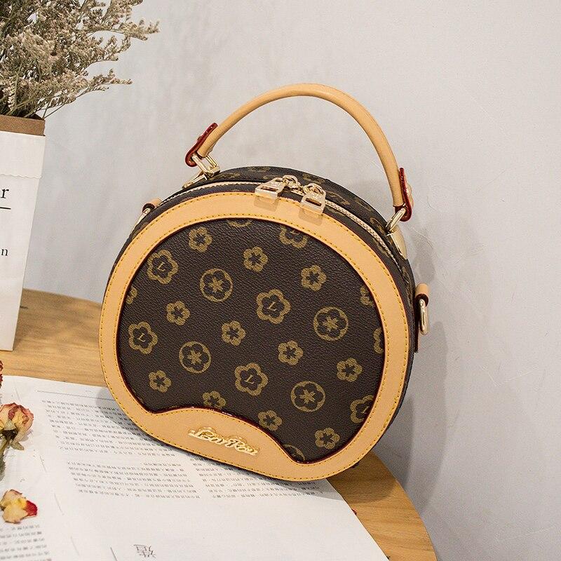 World s Brand for Fashion Women Bag Leather Messenger Casual Bags Female Shoulder Crossbody Handbag for