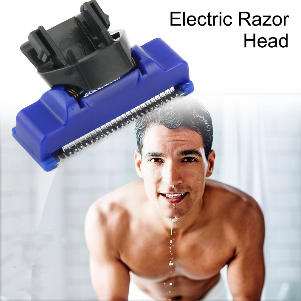 Micro Touch Rechargeable Shaver Head Replacement Shaver Head Blade Cutters Electric Razor Head Men Hair Trimmer Accessories shaver universal spare tool head 4 head wash shave knife head shaver rotary shaver 4 head accessories