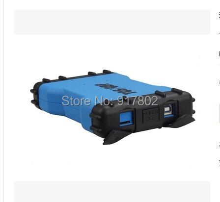 NEW TCS-CDP PRO Blue Color Multibrand Car Scanner Auto Diagnosis Tool TCS CDP Plus with Blue Tooth