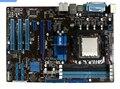 Бесплатная доставка 100% первоначально материнская плата для ASUS M4A77TD DDR3 AM3 материнские платы все твердые открыть двух-жильный 770 материнская плата