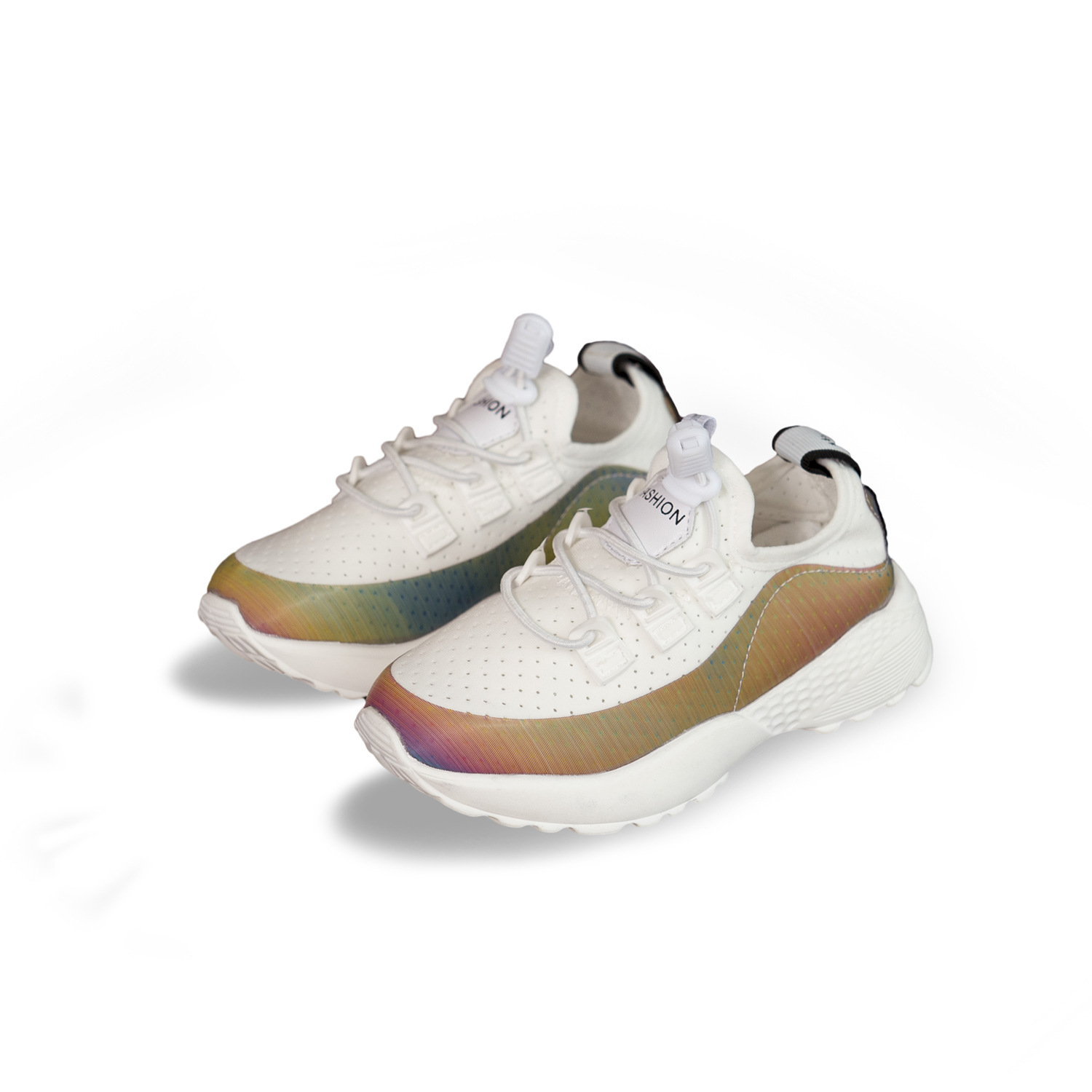 Kids Shoes Fashion Designed Sneakers Trainers Breathable Sports Shoes Boys Girls School Shoes