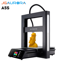 JGAURORA A5S Upgraded with UL Certificated Power Supply and Print with SD Card, Build Size 305*305*320mm