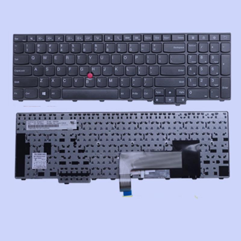 Nouveau clavier d'ordinateur portable Standard américain pour LENOVO Y500 Y500N Y510P Y500NT série avec rétro-éclairé