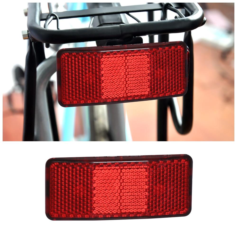Accessories Rack Tail Warning Reflector Bike Reflective Board Front Rear