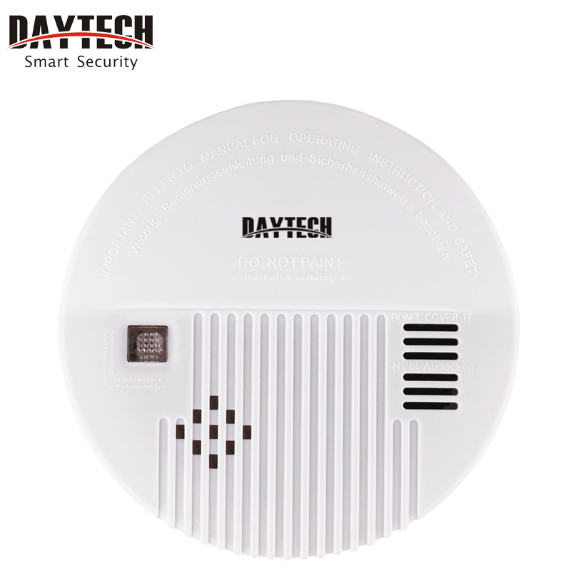 Back To Search Resultssecurity & Protection Smart Wireless 433mhz Alarm Security Smoke Fire Detector 85db Home Security System For Indoor Shop Smoke Alarm Sensor Access Control Accessories