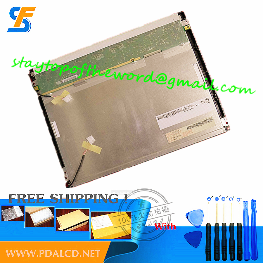 Original 12.1 inch G121SN01 V.0 V0 LCD display Screen panel for UT4000 monitor LCD Screen Replacement Parts,90days warranty