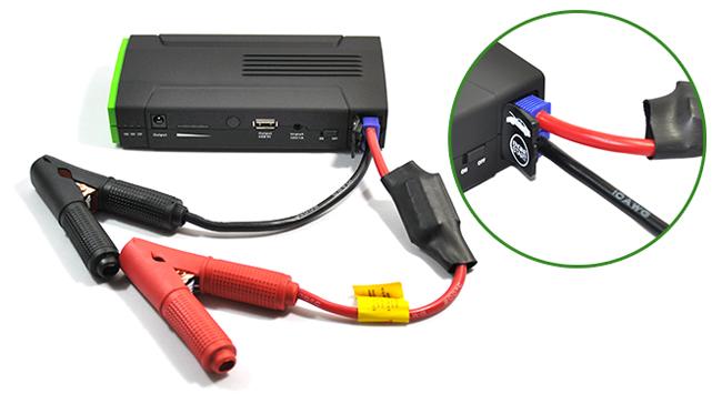 Auto Emergency Jump Start Power Supply-15000mAh 3