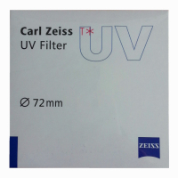 Carl Zeiss T UV Filter 72mm Anti Reflective Coating Camera Lens Filters Digital Lens Protector As