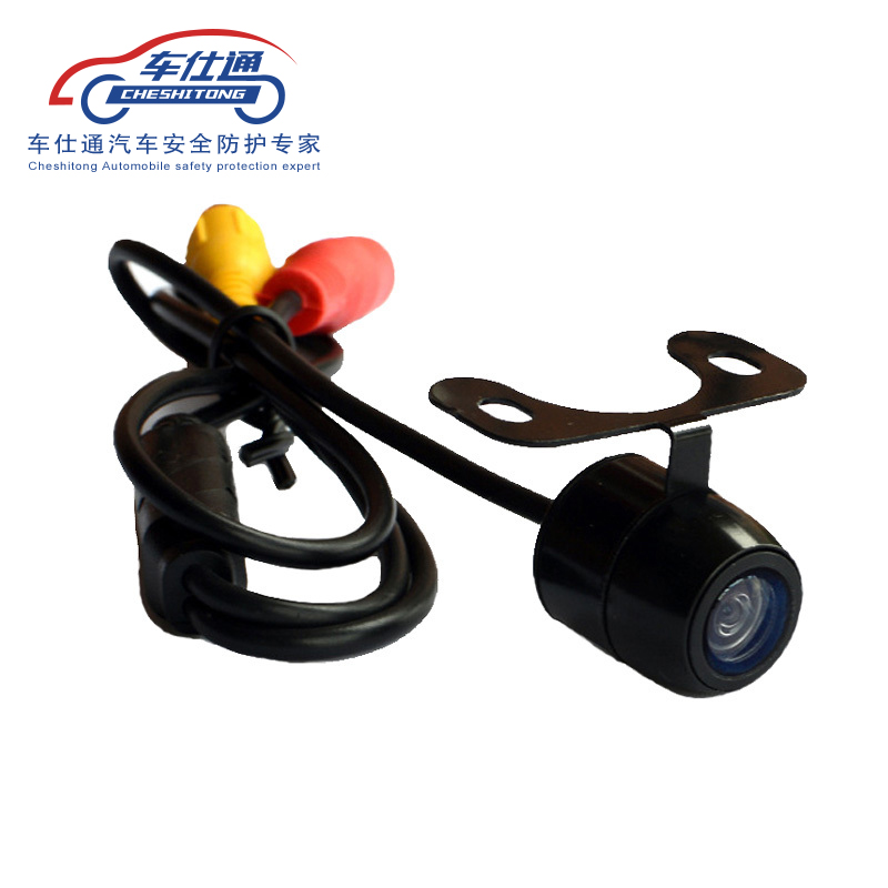 Car Rear View Camera Waterproof Car Backrest Camera Butterfly Universal view Camera For DVD Rear View Image