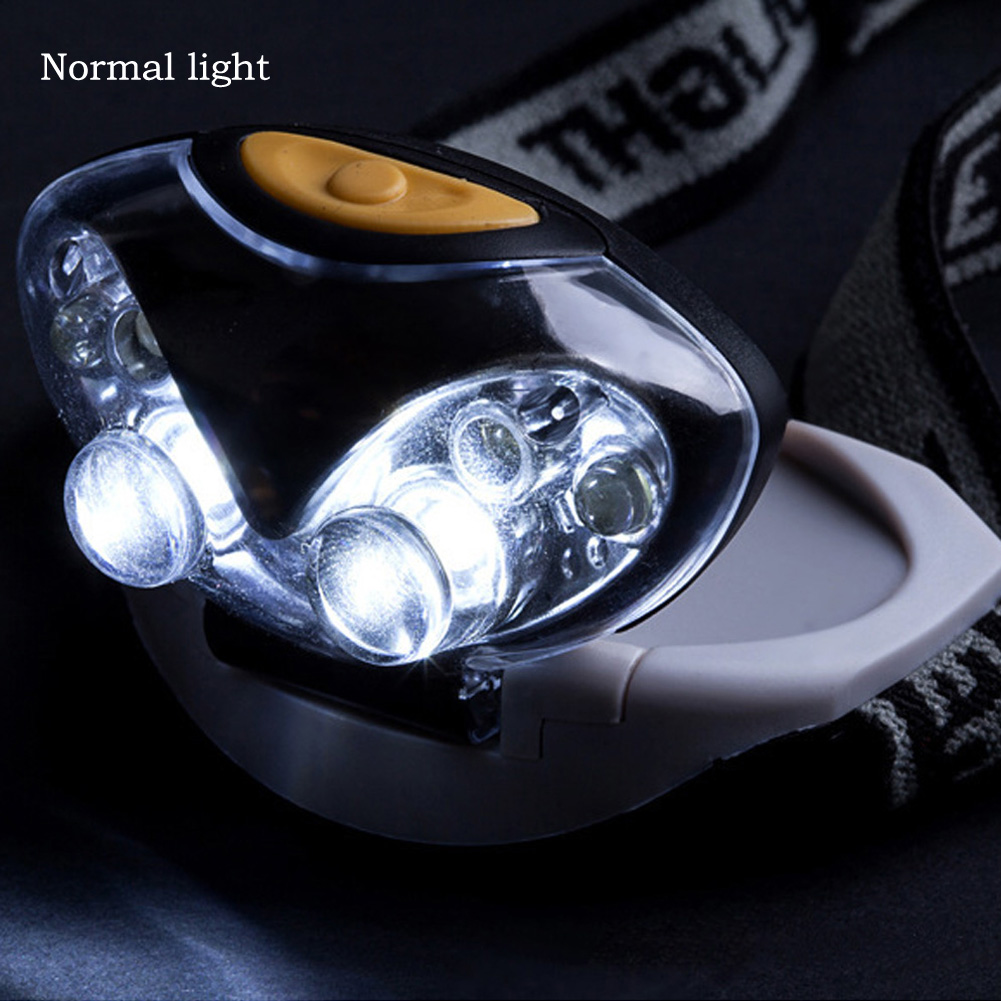 Bike Light 1200 Lumen 6 LED Bicycle Headlight Waterpoof Lamp Cycling Bicycle Accessories Front Light Bee Lamp