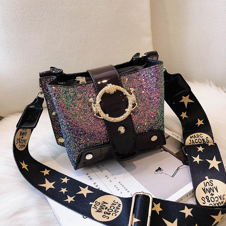 Women Patchwork Handbag Crossbody Bag Soft Leather Square Casual Ladies Chain Shoulder Girl Chain Messenger Satchel Bag louis 15