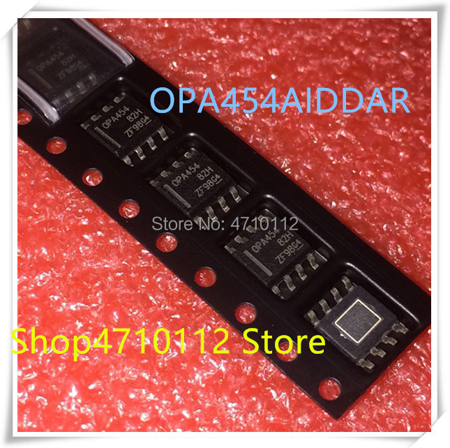 NEW 10PCS/LOT OPA454AIDDAR OPA454AID OPA454 SOP-8 IC